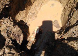 plumbing sewer backup