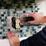 custom kitchen tiling virginia beach