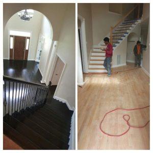 home improvement flooring