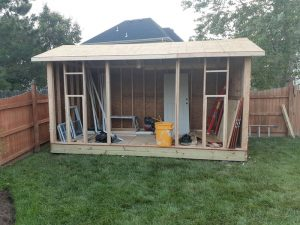 shed builders