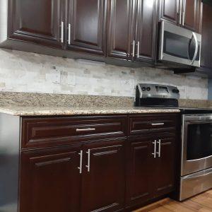 kitchen tile remodeling